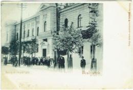Pologne. Bialystok. Banque Impériale. - Polen