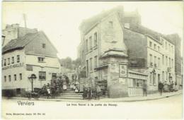 Verviers. Trou Navai à La Porte De Heusy. - Verviers