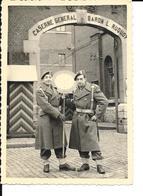 Tournai - Photo - Entrée De La Caserne Baron Ruquoy, - Format: 10/7.5cm - Voir 2 Scans. - Tournai