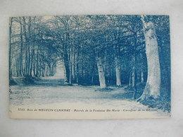 Bois De MEUDON CLAMART - Abords De La Fontaine Sainte Marie - Carrefour De La Garenne - Meudon