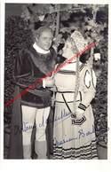 Antonio Nardelli & Marian Balhant - Opera Faust - Photo 11x17,5cm Gehandtekend/signed - Photos