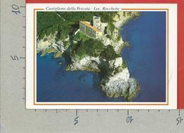 CARTOLINA VG ITALIA - CASTIGLIONE DELLA PESCAIA (GR) - Le Rocchette - Castello - 10 X 15 - 1996 - Grosseto