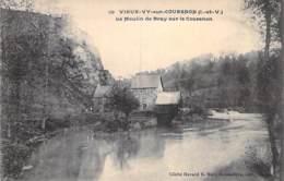 35 - VIEUX VY SUR COUESNON Le MOULIN ( à Eau ) De BRAY Sur Le COUESNON - CPA Village ( 1.195 Habitants) Ille Et Vilaine - Andere Gemeenten