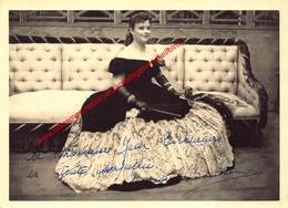 Mariane Balhant - Opera La Traviata - Photo 13x18cm Gehandtekend/signed - Photos