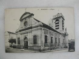 MEUDON - L'église - Meudon
