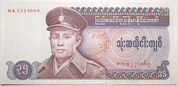 Myanmar - 35 Kyats - 1986 - PICK 63 - NEUF - Myanmar