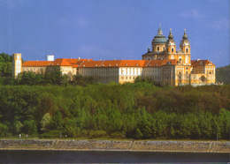 Osterreich - Postcard Unused -    Melk Abbey Of NW - Melk
