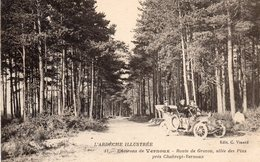VERNOUX - Route De Grozon, Allée Des Pins - Vernoux