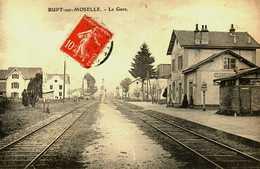 88 RUPT SUR MOSELLE LA GARE - Andere Gemeenten