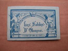 Les Sables D'Olonne époque 1920 Carnet De 12 Vues 12X7,5cm TBE  Levy Edit. TBE - Sables D'Olonne
