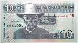 Namibie - 10 Dollars - 2001 - PICK 4c - NEUF - Namibia