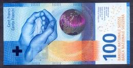 Switzerland 100 Francs 2017 UNC P- NEW(2) - Schweiz