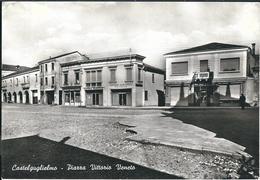 CASTELGUGLIELMO - PIAZZA VITTORIO VENETO - Rovigo