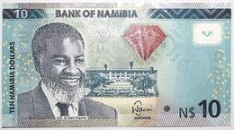 Namibie - 10 Dollars - 2013 - PICK 11b - NEUF - Namibia