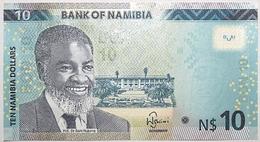 Namibie - 10 Dollars - 2015 - PICK 11c - NEUF - Namibia