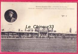 "35 - RENNES-AVIATION 1910---Aerodrome Des Gayeulles--Garros Sur "" Demoiselle "" Clement Bayard "" 35 Hp - Airmen, Fliers"