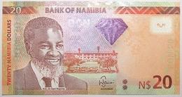 Namibie - 20 Dollars - 2013 - PICK 12b - NEUF - Namibia