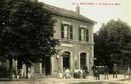 88 SOULOSSE LA GARE Trés Bon Etat - France