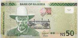 Namibie - 50 Dollars - 2012 - PICK 13a - NEUF - Namibia