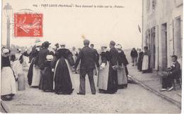 PORT LOUIS  NOCE DANSANT LA RIDEE SUR LA POINTE - Port Louis