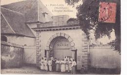 PORT LOUIS - L'HOPITAL MARITIME - Port Louis