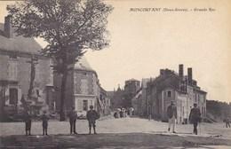 Deux-Sèvres - Moncoutant - Grande Rue - Moncoutant