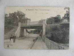 NANTERRE - Pont Et Boulevard Du Nord (animée) - Nanterre