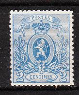 24  Petit Lion Dentelé - Belle Nuance - Bonne Valeur - MNG - LOOK!!!! - 1866-1867 Coat Of Arms