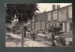 CP - 17 - Ile D'Oléron  -  Saint-Denis - Square Et Poste - Ile D'Oléron