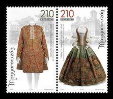 Hungary 2018 Mih. 5946/47 History Of Clothing (II) MNH ** - Neufs