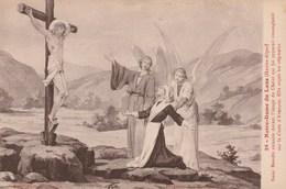 Carte Postale Ancienne Des Hautes-Alpes - Notre Dame Du Laus - Histoire De Sainte Benoîte - Frankrijk