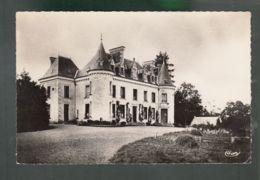 """CP - 36 - Luçay-le-Male - Château """"les Cognées"""" - Francia"""