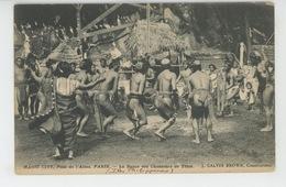 ETHNIQUES ET CULTURES - ASIE - ILES PHILIPPINES - La Danse Des Chasseurs De Têtes  à MAGIC CITY , Pont De L'Alma à PARIS - Asien