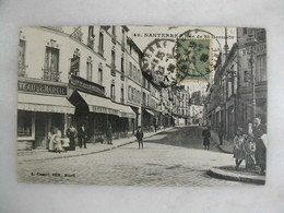 NANTERRE - Rue De Saint Germain (animée) - Nanterre
