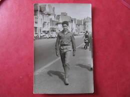 Photo Format CP - LA BAULE 1961 - Arrière Plan : Solex, Scooter - La Baule-Escoublac