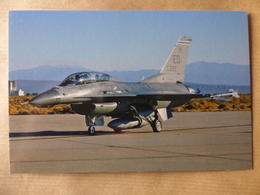 F-16  USAF - 1946-....: Modern Era