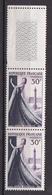 N° 941 Haute Couture Parisienne: Mannequin En Robe De Soirée: : Belle Paire De 2 Timbres Neuf Sans Charnière - Ongebruikt