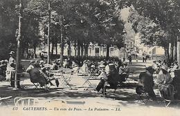65)  CAUTERETS -  Un Coin Du Parc La Potinière - Cauterets