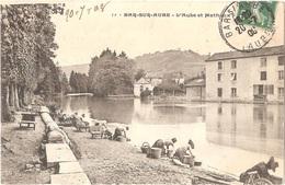 Dépt 10 - BAR-SUR-AUBE - L'Aube Et Mathaux - (laveuses, Lavandières) - Bar-sur-Aube
