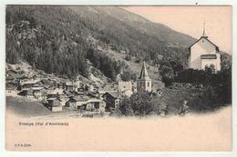 Suisse // Schweiz // Switzerland //  Valais //  Vissoye (Val D'Anniviers) - VS Valais