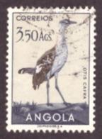 Angola 1951 - Aves De Angola 3.50A - Abetarda Real - Angola
