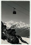 Suisse // Schweiz // Switzerland //  Valais //  Verbier , Le Téléphérique Des Attelas - VS Valais
