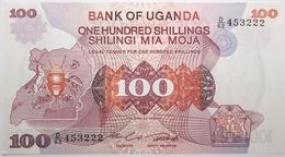 Ouganda - 100 Shillings - 1982 - PICK 19b - NEUF - Oeganda