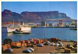 """Dampfer """"Oranje"""",Duncan Dock,Cape Town, Ungelaufen - Dampfer"""