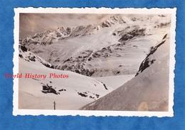 Photo Ancienne Snapshot - PAS De MARENGO / GRAND SAINT BERNARD - Juillet 1936 - Montagne Bourg St Pierre Suisse Valais - Orte
