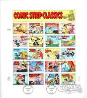Premier Jour Feuille Comic Strip Classics 01/10/95 Boca Raton - 1991-2000