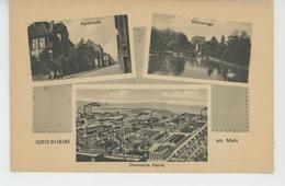 ALLEMAGNE - HESSE - GRIESHEIM - Griesheim