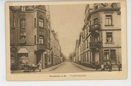 ALLEMAGNE - HESSE - GRIESHEIM - Frankfurterstrasse - Griesheim