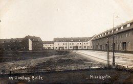 BERLIN - Britz Siedlung - Minningstrasse - Neukölln