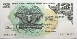 Papouasie-Nouvelle Guinée - 2 Kina - 1975 - PICK 1a - NEUF - Papua Nueva Guinea